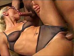 Nomi French pornstar Threesome