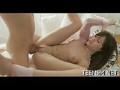 Fat mama anal fucked in